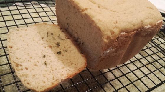 Garlic Bread-Machine Bread Recipe [Vegan/Gluten Free ...
