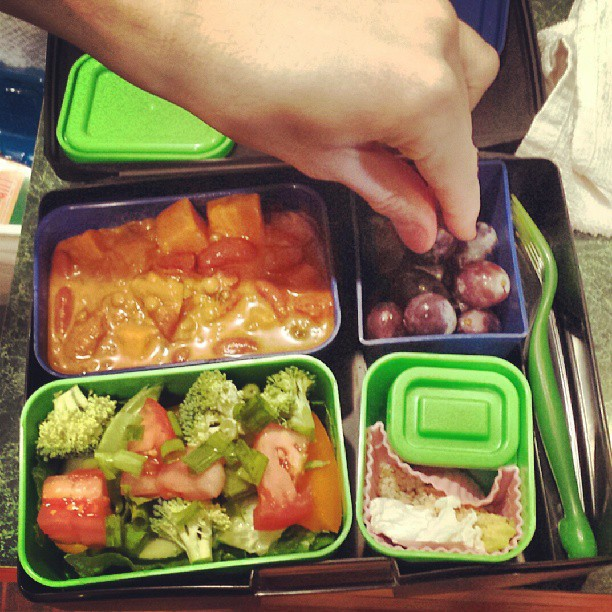 Lunch Packing & Bentos