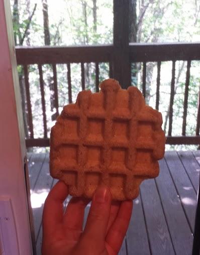 Cornmeal Waffles [Vegan/Gluten Free/Oat Free]